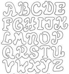 Alfabetos em pataplique