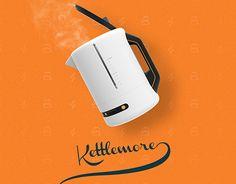 "Check out new work on my @Behance portfolio: ""Kettlemore"" http://be.net/gallery/43882389/Kettlemore"