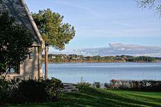 Face au Golfe du Morbihan, villa de prestige face à la mer