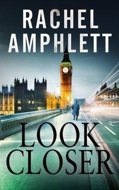 Look Closer by Rachel Amphlett