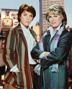 Cagney and Lacey.#Repin By:Pinterest++ for iPad#