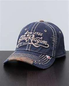 11c68f19 True Religion Men's Hat #ThingstoWear