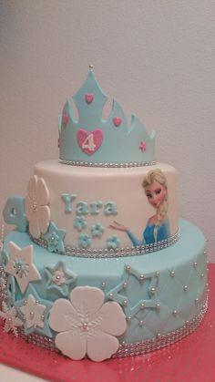 #Frozencake #taartspijkenisse #zoetezondes
