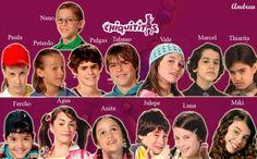 #Chiquititas #Chiquititas2006 #Lali #Yeyo #StefanoDeGregorio #LaliEsposito #PeterLanzani #EvaDeDominici #CandelaVetrano C Anime, Clannad, Netflix And Chill, Tabata, Marcel, Tv Shows, Childhood, Singer, Animation