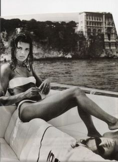 Charlotte Casiraghi looks identical to Princess Caroline of Monaco