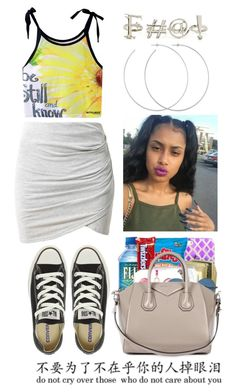 Hey Arnold by meyarose31 on Polyvore featuring polyvore fashion style Converse Allison Bryan clothing