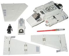Basic Figures Emperor Palpatine to Imperial Shuttle (Transformers, Crossovers, Empire) | Transformerland.com - Collector's Guide Toy Info