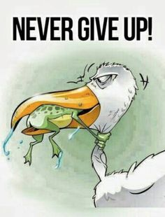 As the quote says – description. martial arts humor and inspiration – funny cartoons Dont Ever Give Up, Don't Give Up, Never Give Up, Happy Quotes, Funny Quotes, Life Quotes, Humor Quotes, Martial Arts Humor, Quoi Qu'il Arrive