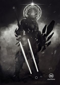 Blessed Weapon 2 by hounworks.deviantart.com on @deviantART