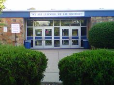 My old Highschool..will have to visit Lakewood High School Lakewood, NJ