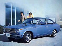 1966–70 Toyota Corolla Sprinter JP-spec (E15/17)