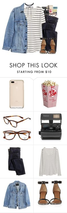 """Passengers.  #320"" by sweet-carol ❤ liked on Polyvore featuring Polaroid, Ray-Ban, Impossible, J.Crew, H&M, Y/Project and Givenchy"