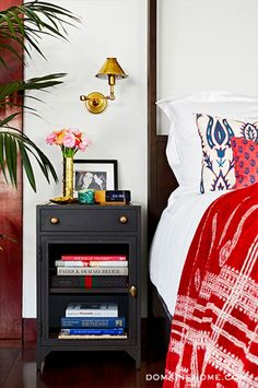 Before & After: Jessica Alba's Brilliant Bedroom Makeover | MyDomaine