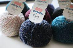 #Adriafil #Magnete: un micro #bouclé a più fili.   Scoprilo qui: http://bit.ly/AdriafilMagnete  #yarn #knitting #tricot #lavoroamaglia