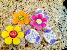 Sweet Cookie Moon: Flowers and butterflies for church bake sale