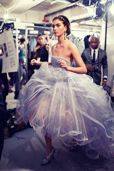 oscar de la renta #couture #oscardelarenta #oscar #renta #fashion #luxe #luxury #delarenta #RTW