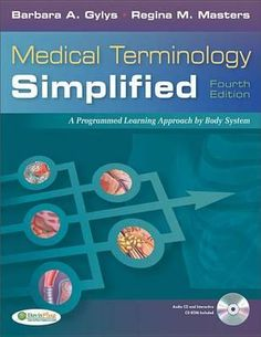 eBook: Medical Terminology Simplified. This popular textbook continues to incorporate the most current trends and approaches to teaching medical terminology. Each body system unit features a summary of major combining forms, a comprehensive pathology section, and additional medical records and evaluations to help students learn quickly and easily. Click the book cover image to check out this online eBook now! Your DEC username and password is required. SWSi staff and students only.