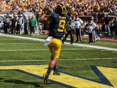 Grant Perry scores! ...... Photo Salwan Georges Detroit Free Press