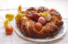 Trenza de pascua - Easter braid