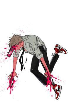 Deku Vs Todoroki, Manga Art, Anime Art, Character Art, Character Design, Otaku, Anime Kawaii, Dark Fantasy Art, Chainsaw