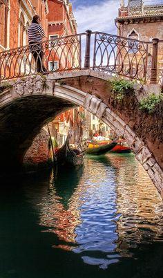 Ponte del Angelo – Venice Italy