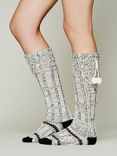 Cozy Slipper Socks