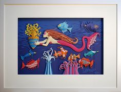 Beautiful paper art by Marcelo Kato - Beauty will save 3d Paper Art, Paper Artist, Paper Crafts, Vanitas, Kato, Surreal Art, Paper Cutting, Fantasy Art, Digital Art