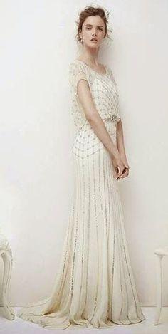 Jenny Packham 2015 Bridal Campaign - Bardot