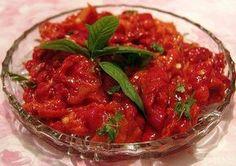 Biberli sos Tarifi