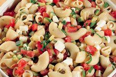 50 paste fredde che conquisteranno la vostra estate How To Cook Pasta, Pasta Salad, Pipe, Estate, Food And Drink, Cooking, Ethnic Recipes, Crab Pasta Salad, Kitchen