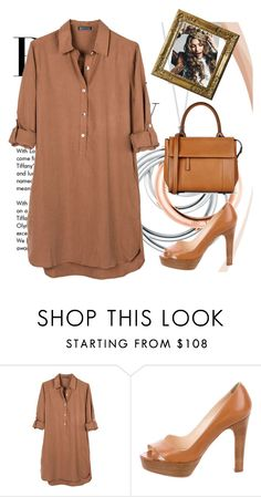 """Brownie"" by mia-de-neef ❤ liked on Polyvore featuring Tiffany & Co., United by Blue, Christian Louboutin and Barbara Bui"