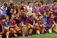 20 aniversario de la primera Copa de Europa del FC Barcelona