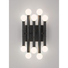 Robert Abbey Lighting Robert Abbey Jonathan Adler Meurice Sconce Z686