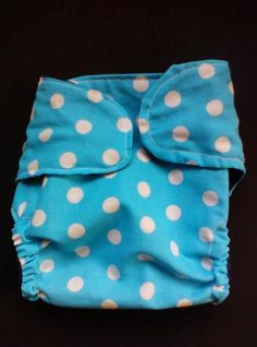 Cloth Diaper Cover small 8  19lbs med medium IN by Christinewith4, $11.00