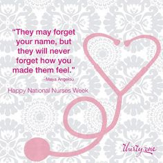 Nurses Week is in May...Plan ahead... Simple little thank you gifts.., www.mythirtyone.com/jonnydiane