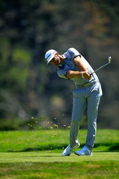 Dustin Johnson Photos Photos: World Golf Championships-Cadillac Match Play - Round Two Dustin Johnson, Golf Lessons, Putt Putt, Golf Tips, Cadillac, Yoga, Play, World, Golfers