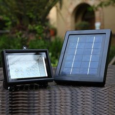 10w warm white solar led floodlights motion sensor security solar light outdoor garden spotlights free shipping lights u0026 lighting pinterest garden