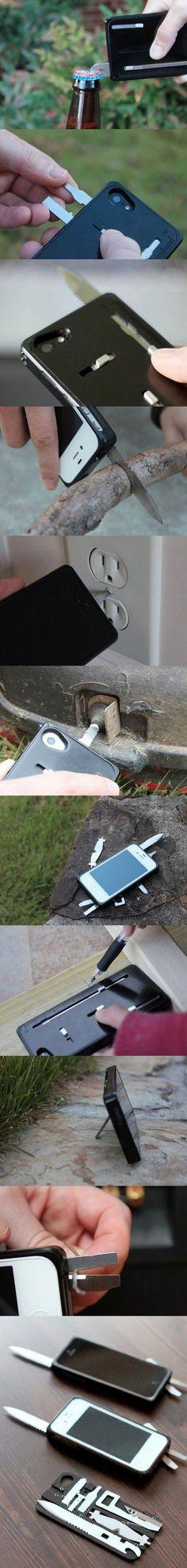 Un móvil muy práctico