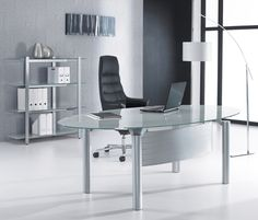 Glass Office Desks From Stock. Free Advice On Office Plan Layouts For Glass  Desks. Buy Direct From The Factory At Best Prices. Choose Your Glass Office  ...