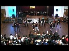 Ceroc KapiHutt - So What routine