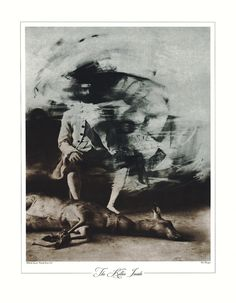The Killer Inside- Conor Harrington. Two-Colour photopolymer gravure