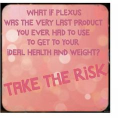 Plexus Slim has been just that for me. Let it be that for you, too!