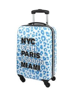 Zebra Heart Hard Shell Suitcase | Tween Fashion and Fun ...