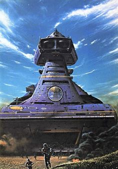 """Tim White (b.1952) — Revolt in 2100, 1978 (1109x1589) ****If you're looking for more Sci Fi, Look out for Nathan Walsh's Dark Science Fiction Novel """"Pursuit of the Zodiacs."""" Launching Soon! PursuitoftheZodiacs.com****"""