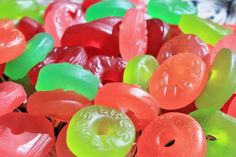 Lifesavers Gummies come in several varieties. This one is called 5 Flavors.
