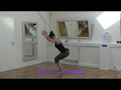 Fyzioterapeutická yoga - pozice židle - YouTube Sporty, Selfie, Youtube, Fitness, Fashion, Moda, Fashion Styles, Fashion Illustrations, Youtubers