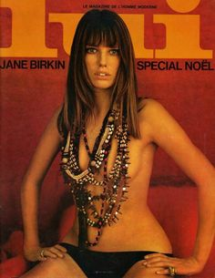 """Lui"" Magazine Covers, 1960s (18 pics) via Old Pics Archive"
