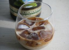 Irish Kiss Hump Day Cocktail | Felicity Huffman's What The Flicka?