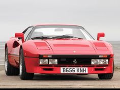 Ferrari 288 GTO. I was caught up in the hype behind it when it came out and it has stuck with me.