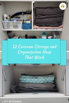 Caravan Storage İdeas 834221530963352926 - These Caravan Storage and Organisation ideas will have your tiny home sorted in no time. Source by aroundoz Motorhome Organisation, Rv Organization, Organisation Ideas, Caravan Hacks, Camper Caravan, Caravan Ideas, Caravan Storage Ideas, Campers, Caravan Makeover